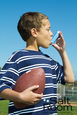 Asthma natural remedies with salt in Lakeland The Salt Room Lakeland