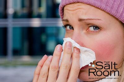 Cold and Flu natural remedies with salt in Lakeland The Salt Room Lakeland