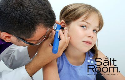 Ear Infections natural remedies with salt in Lakeland The Salt Room Lakeland
