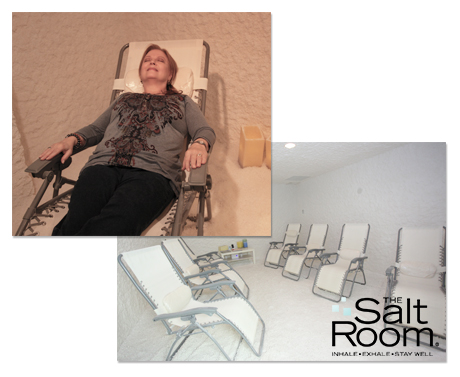 Salt Therapy Sessions natural remedies with salt in Lakeland The Salt Room Lakeland
